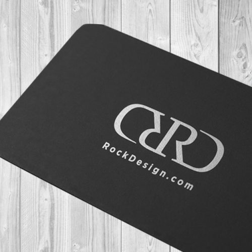 Business cards color werx branding custom solutions printing suede 16pt reheart Image collections