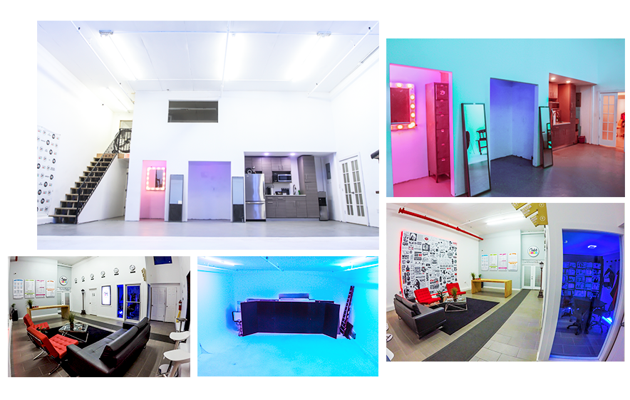 Colorwerx Branding Custom Solutions Photography Space Video