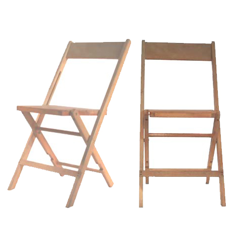 All Wood Folding Chair ...